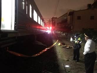 新北鶯歌男子闖鐵道遭自強號撞擊身首異處 原因不明