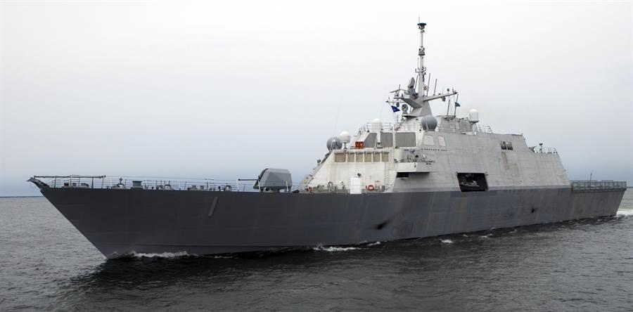 美軍自由級瀕海戰艦。(圖/美國海軍)