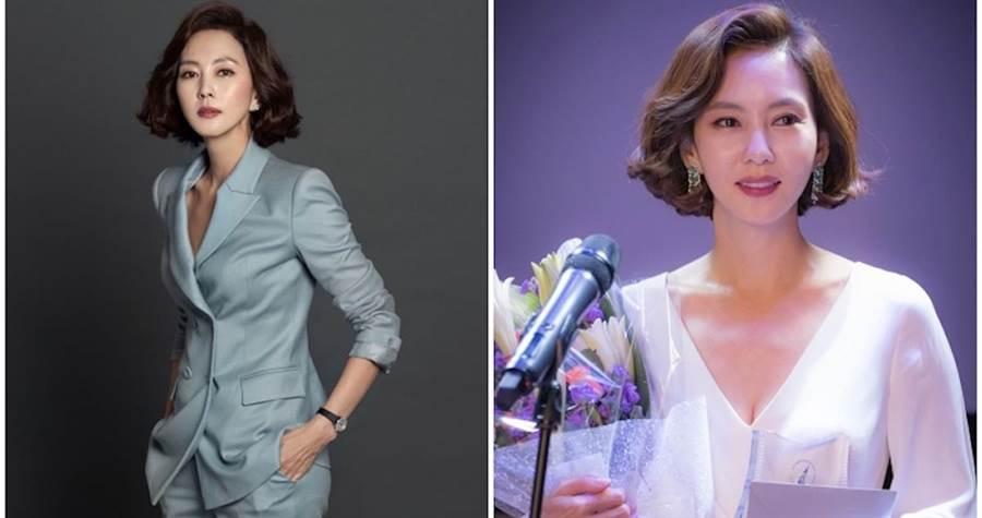 金南珠是韓國實力派演員。(中天提供)