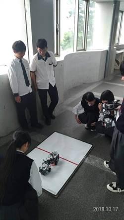 日本豐田東高等學校與新竹市光復高中進行半日交流