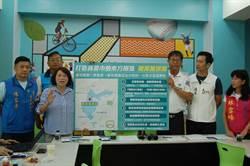 嘉義市長參選人黃敏惠喊「打造蘭潭為嘉義市的東方明珠」