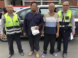 揮「醉拳」毆警 2醉漢被5罪名送辦