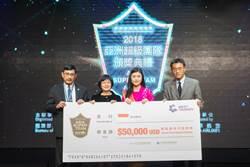 2018亞洲超級團隊競賽 8國企業來臺「放膽成就未來」