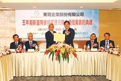 東哥簽32億聯貸案 開發新船型