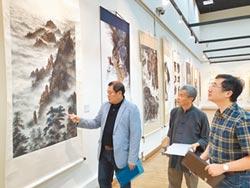 台藝大李宗仁宣布 大觀論壇研究生創作展起跑