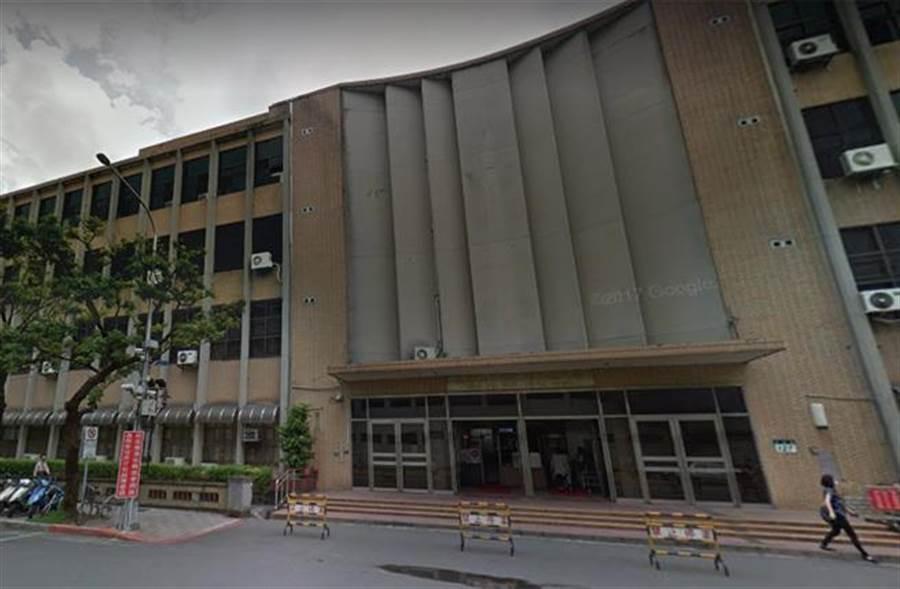 臺灣高等法院。(圖取自Google Map)