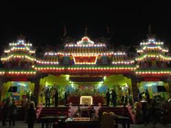 新北玄天上帝文化祭 三重點燈報親恩