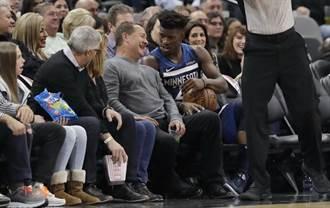 NBA》灰狼擱置交易 吉米巴特勒:我搞定席波迪了
