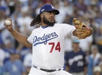 MLB》6年內2度心臟手術 道奇終結者自信能趕上開季