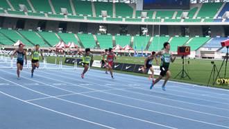 田徑》亞運銀牌陳奎儒 全國錦標賽輕鬆跑奪金