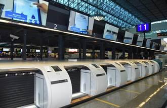 桃機設自助行李託運櫃檯 未來託運只要花1至2分鐘