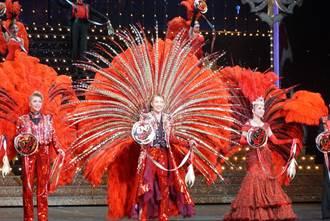 寶塚歌劇團來台接地氣 高唱望春風