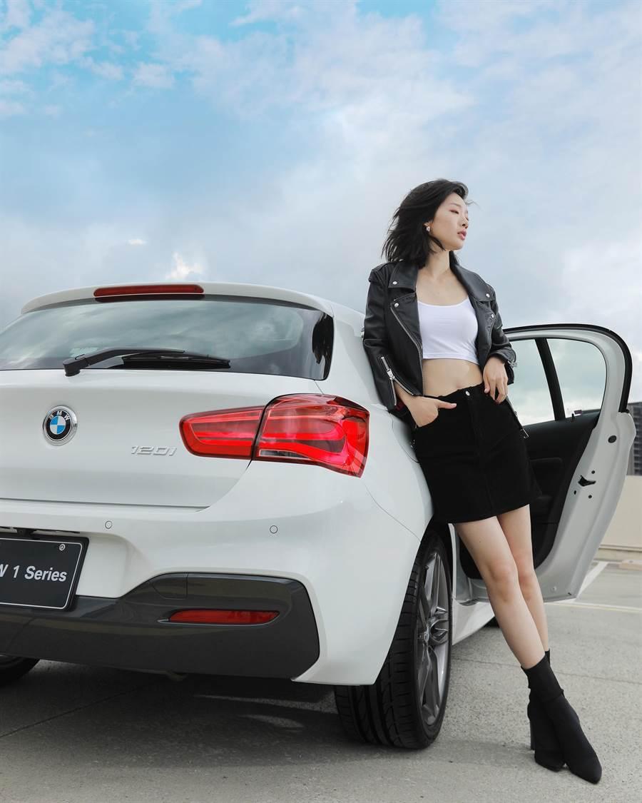 汎德上市2019年式BMW 1系列車款。圖/業者提供