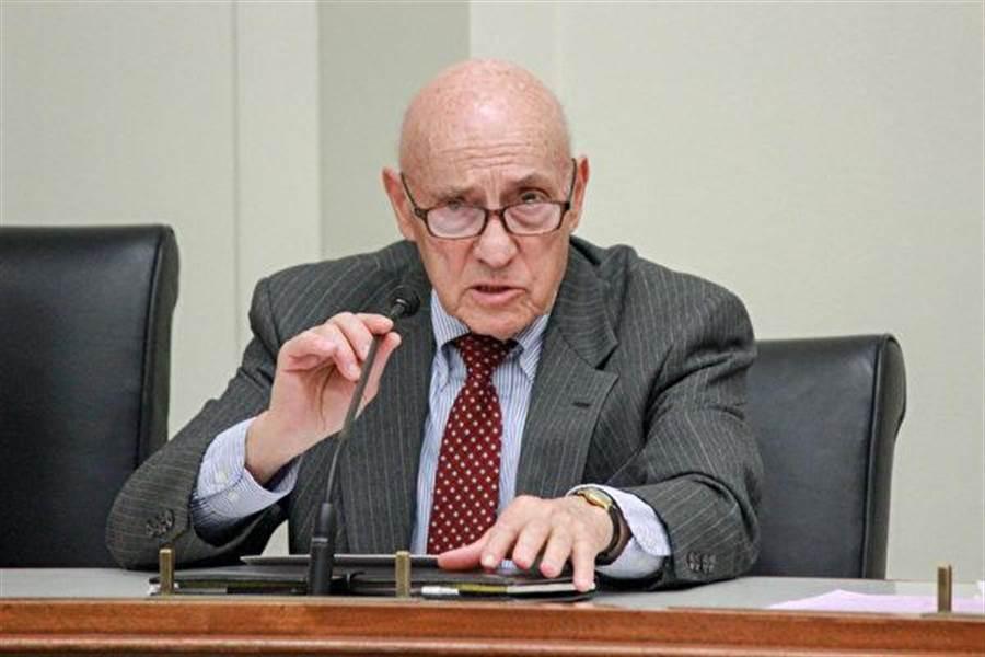 前美國國防部部長辦公室中國事務主任博思科(Joseph Bosco)。(圖/檔案照片)