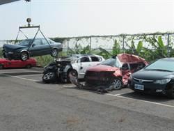 國1台南段釀2死3傷車禍  母女參加路跑遇死劫
