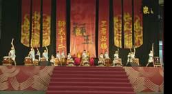 8獅飛躍高樁 基隆長興呂師父龍獅團奪獅王
