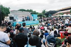 柯文哲行動競總違規停放公園 北市府祭出兩張罰單