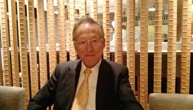 海運市場因環境與數位轉型正面臨大轉折,日本海事協會會長富士原康一帶領專業團隊來台與客戶研討相關議題。圖:張佩芬