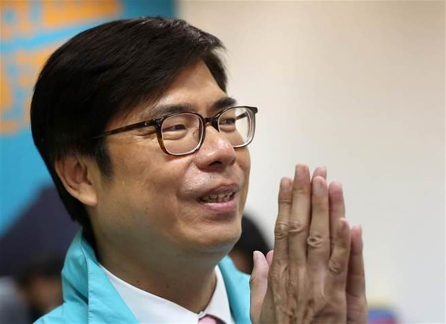民進黨高雄市長候選人陳其邁。(本報資料照片)
