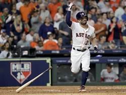 MLB》太空人含恨出局 阿土伯進手術房
