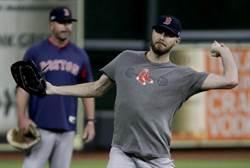 MLB》紅襪王牌鬧肚子 竟是因肚臍環感染?