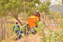 台科大學生前進印尼泗水 幫建學校廁所、農耕灌溉系統