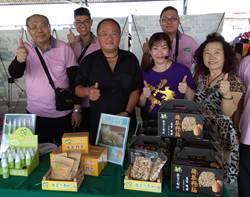 台南大內社區成果展 二手市集淘寶趣