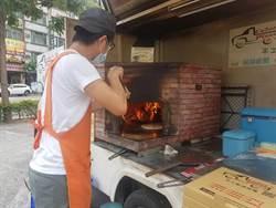 人氣行動窯烤薄餅披薩Colors pizza 高雄人氣夯