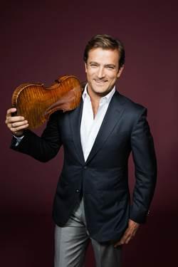 小提琴家卡普松   音樂是人生第一順位