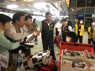 花蓮17師生平安 因翻車無法上班者比照颱風假