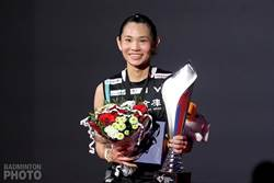 羽球年終總決賽 戴資穎挑戰女單三度封后第一人