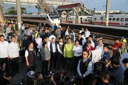 影》台鐵1天爆3故障 太魯閣號熄火卡隧道