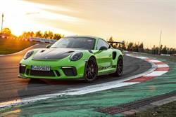 保時捷最速自然進氣車款911 GT3 RS在台上市