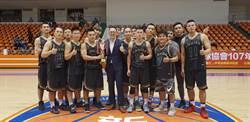 路易莎咖啡籃球隊  奪社會籃球錦標賽男子組亞軍