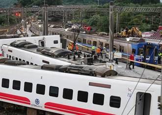 影》普悠瑪列車翻覆 今晨恢復單線通車