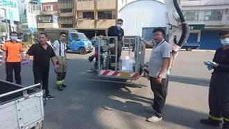 台南廣告帆布工人墜樓無人知  隔天屋頂發現遺體