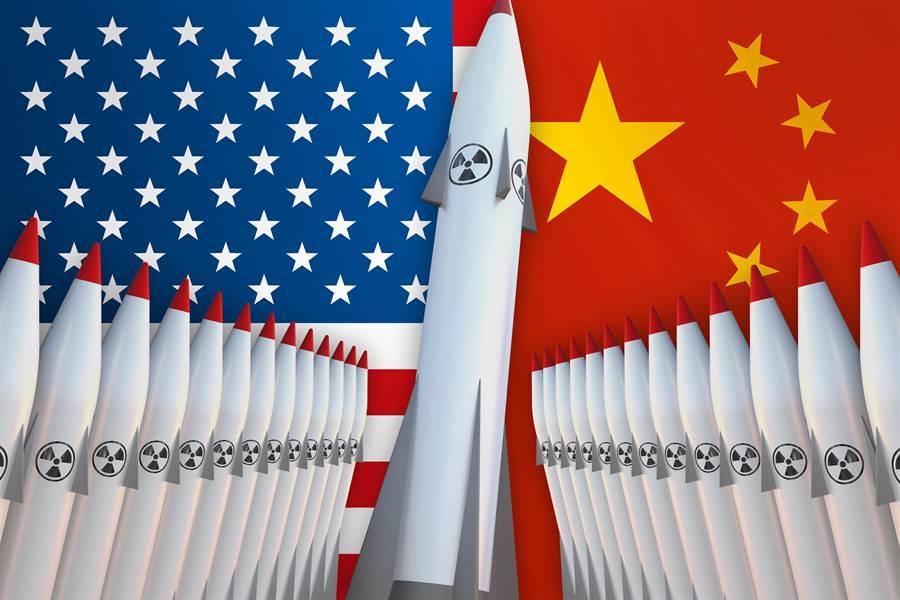 川普撕毀與俄羅斯之間的導彈條約,其真實的目的是遏制中國軍事力量崛起。(圖/Shutterstock)