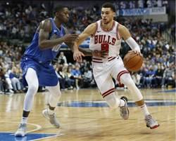 NBA》拉文連3場破30分 公牛卻苦吞3連敗