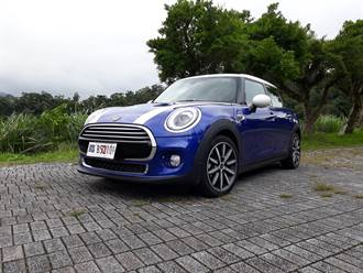 英倫旋風  MINI Cooper 5-Door