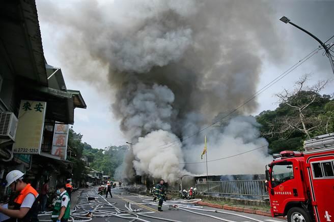 全台去年火災發生30,464次,其中住宅類就占了9094次,約占3分之1。(資料畫面)