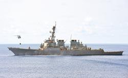 揭仲:中美軍艦保持距離才正常