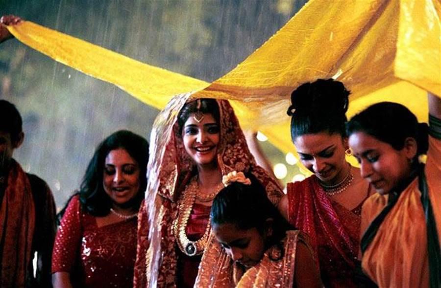 《雨季的婚禮》劇照。圖/台北金馬影展執行委員會