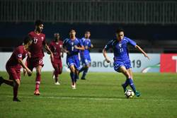 U19男足不敵卡達 女足7球大勝塔吉克