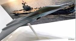 法國達梭展示第6代戰機模型 平滑無垂尾設計