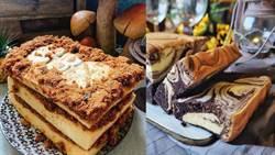 古早味的逆襲!「三層肉鬆」塞滿蛋糕體 還有療癒大理石