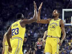 NBA》有夠囂張!杜蘭特離場嗆聲巫師爛爆了