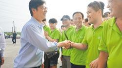 與青年型農座談 陳其邁承諾擴增農發基金