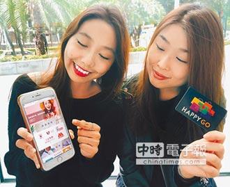 HAPPY GO線上兌點 抽iPhone XS