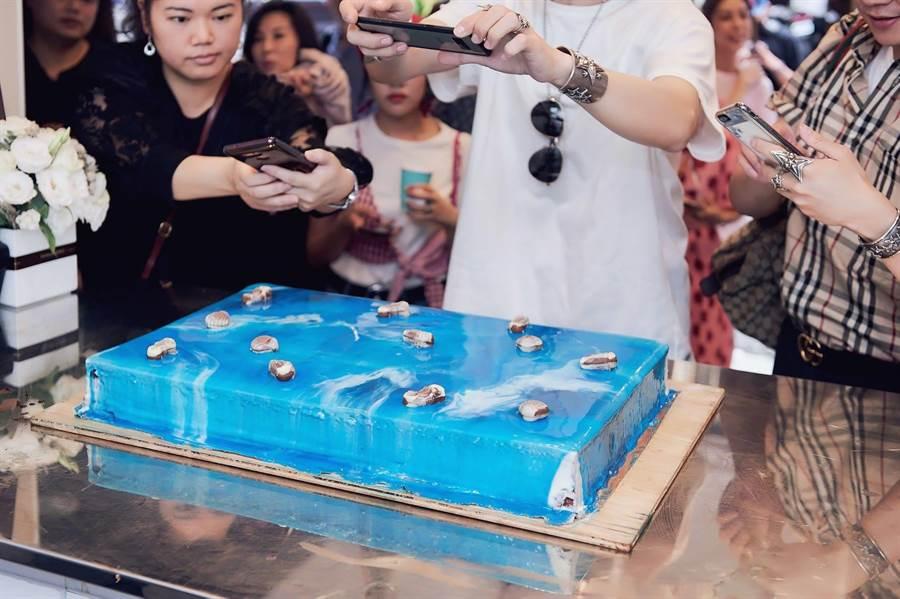 (圖/FB@吉利恩典 amazingrace 創意蛋糕)