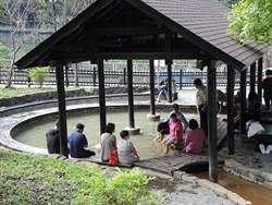 將軍湯要收費了 清泉溫泉11月中開幕